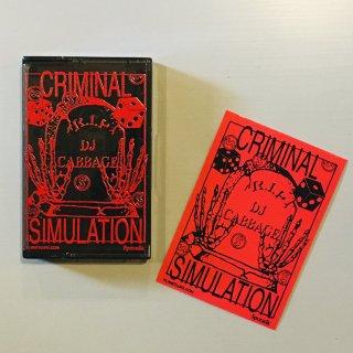 Dj Cabbage - Criminal Simulation Volume 1