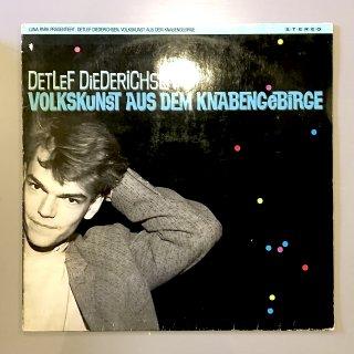 Detlef Diederichsen  - Volkskunst Aus Dem Knabengebirge