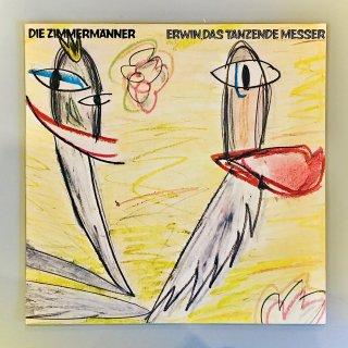 Die Zimmermanner - Erwin, Das Tanzende Messer