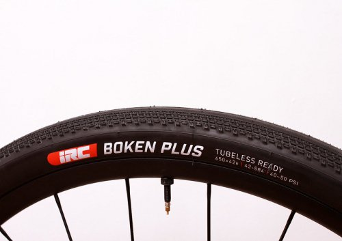 IRC TIRE / BOKEN PLUS TUBELESS READY / 650×42b or 47b