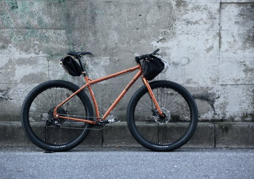 SURLY / ECR 29+ Complete Bike / Norwegian Cheese Brown