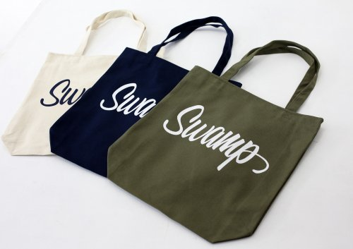 Swamp Tote Bag / Various colors