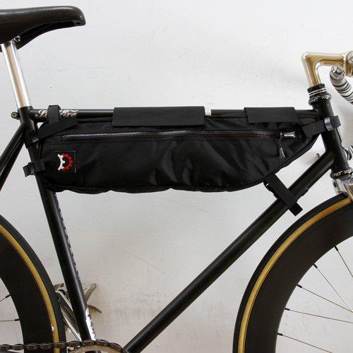 Revelate Designs / Tangle Frame Pack / Black - Above Bike Store Online