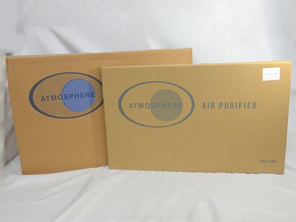 アムウェイ アトモスフィア空気清浄機 カーボン脱臭フィルターS & 粒子用フィルター