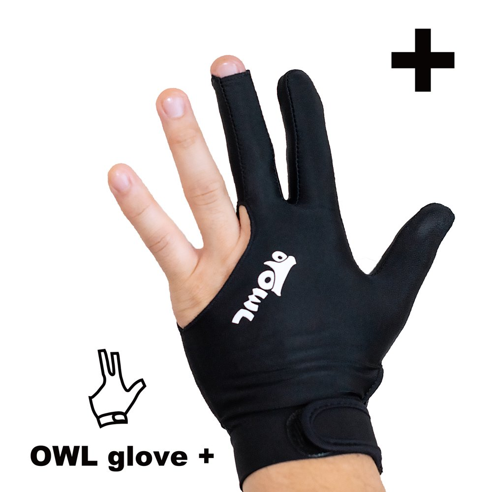 <img class='new_mark_img1' src='https://img.shop-pro.jp/img/new/icons14.gif' style='border:none;display:inline;margin:0px;padding:0px;width:auto;' />OWL glove + ブラック・ブラック