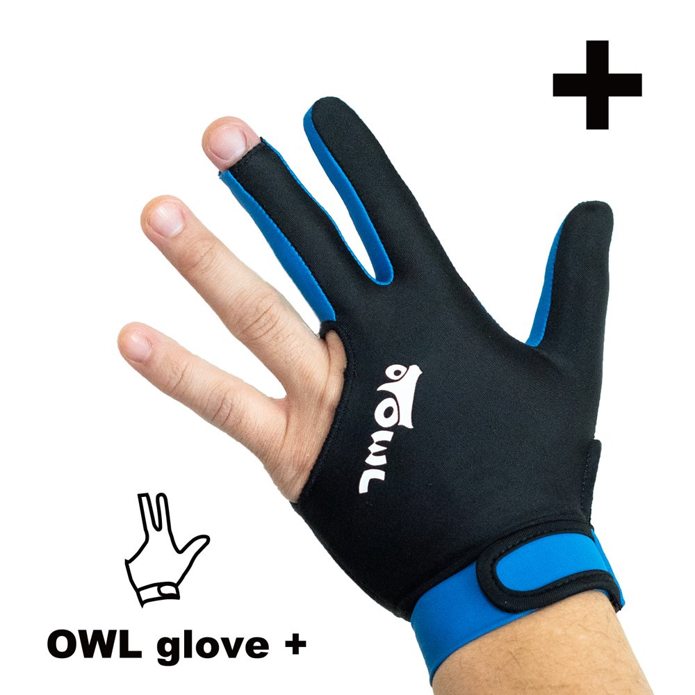 <img class='new_mark_img1' src='https://img.shop-pro.jp/img/new/icons14.gif' style='border:none;display:inline;margin:0px;padding:0px;width:auto;' />OWL glove + ブラック・ブルー