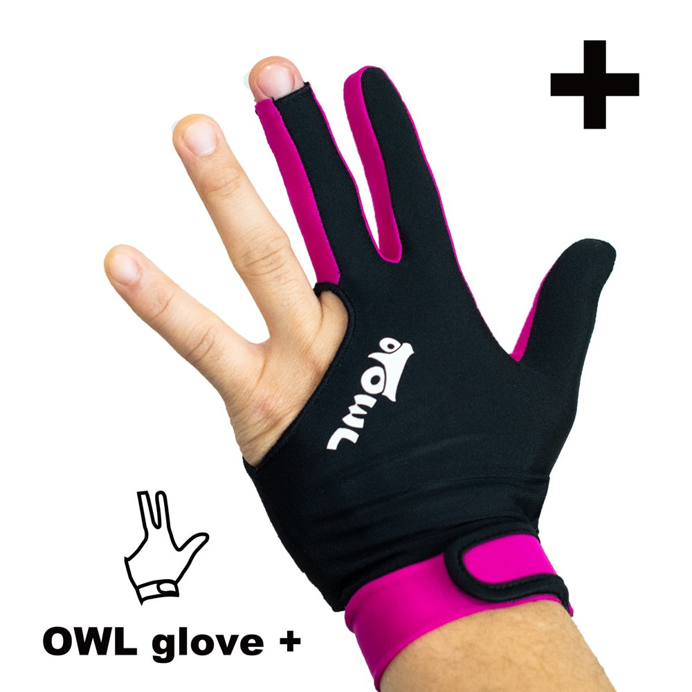 <img class='new_mark_img1' src='https://img.shop-pro.jp/img/new/icons14.gif' style='border:none;display:inline;margin:0px;padding:0px;width:auto;' />OWL glove + ブラック・ピンク