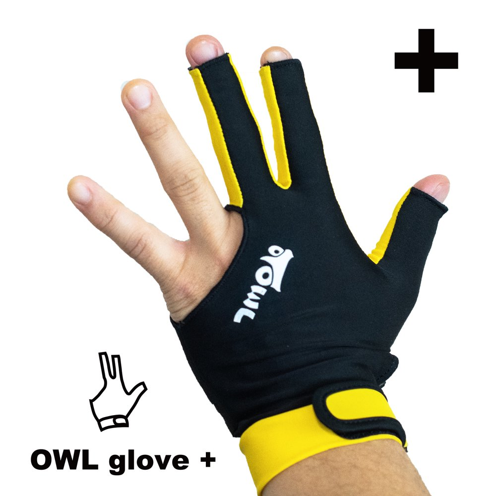 <img class='new_mark_img1' src='https://img.shop-pro.jp/img/new/icons14.gif' style='border:none;display:inline;margin:0px;padding:0px;width:auto;' />OWL glove + ブラック・イエロー