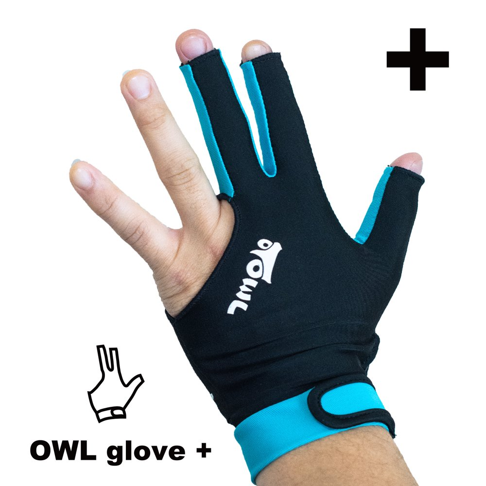 <img class='new_mark_img1' src='https://img.shop-pro.jp/img/new/icons14.gif' style='border:none;display:inline;margin:0px;padding:0px;width:auto;' />OWL glove + ブラック・ターコイズ