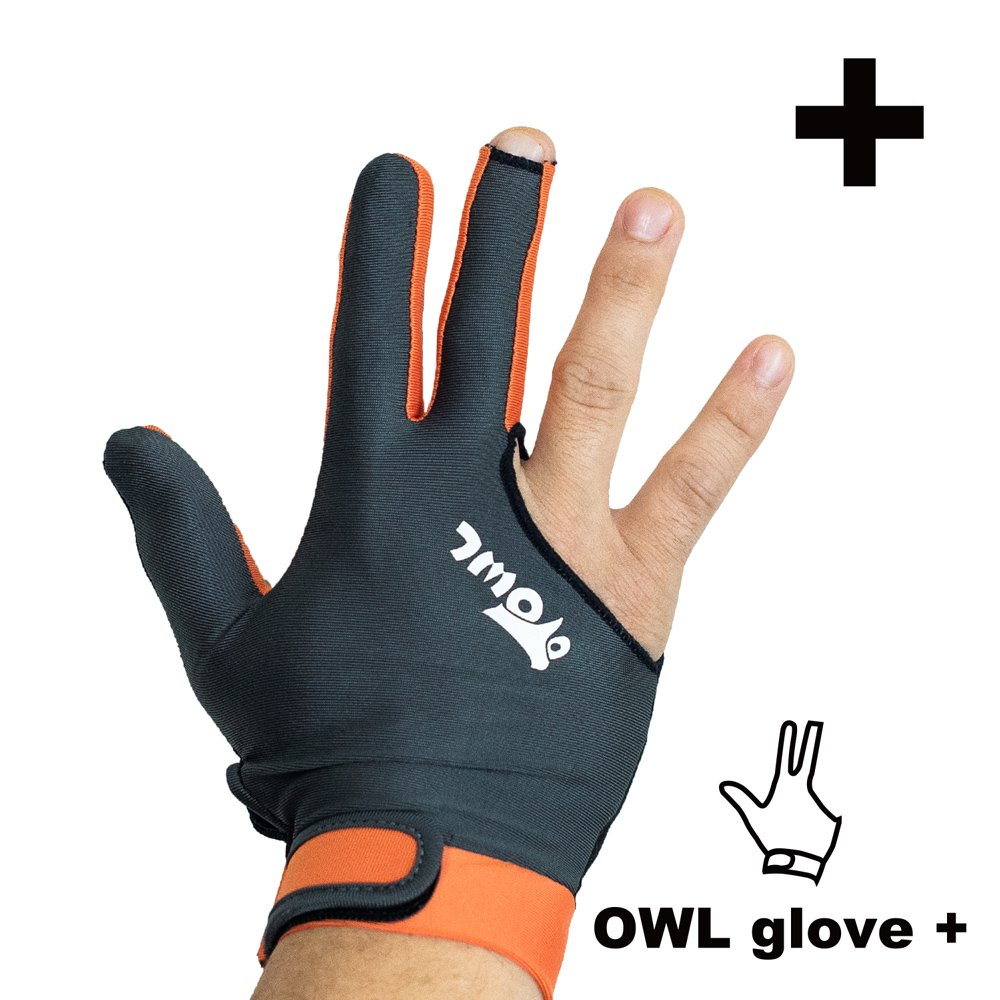 <img class='new_mark_img1' src='https://img.shop-pro.jp/img/new/icons14.gif' style='border:none;display:inline;margin:0px;padding:0px;width:auto;' />OWL glove + グレー・オレンジ 左利き用