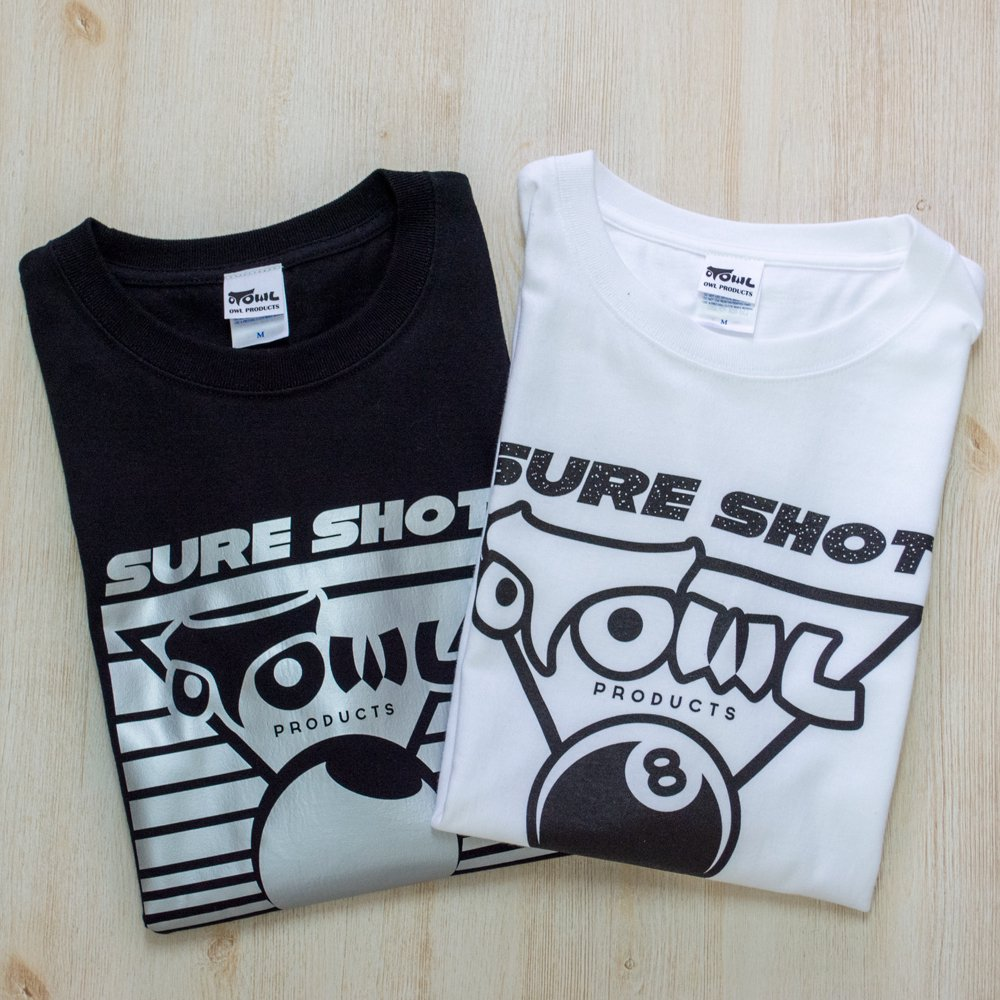 <img class='new_mark_img1' src='https://img.shop-pro.jp/img/new/icons14.gif' style='border:none;display:inline;margin:0px;padding:0px;width:auto;' />OWL SURESHOT Tシャツ