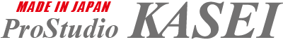 KASEI は 自社デザイン 自社縫製  倉敷児島で作られ KASEI web shop にて直販されます