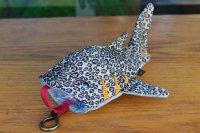 畳縁鮫 豹柄