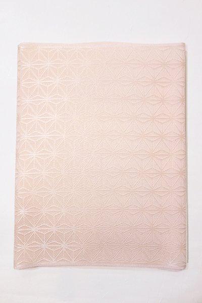 【R-406】正絹 綸子帯揚げ 薄桜色