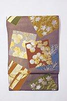 銀座【帯2378】西陣 川島織物製 本袋帯