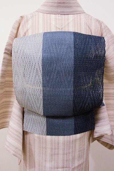 WEB限定【K-5300】池田重子コレクション 羅織り 八寸名古屋帯 (新品)