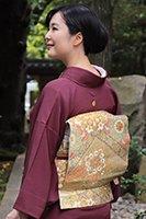 【帯2759】西陣 川島織物製 本袋帯
