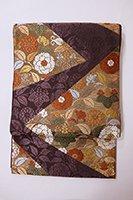 【帯2794】西陣 河合美術織物製 袋帯 (未使用)