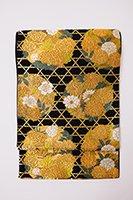 銀座【帯2834】西陣 河合美術織物製 袋帯