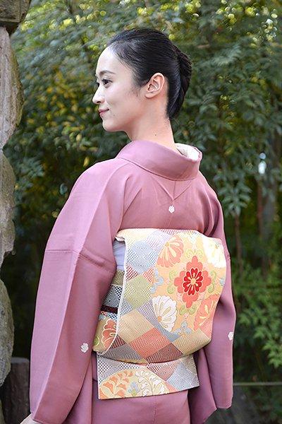銀座【帯2893】西陣 川島織物製 本袋帯