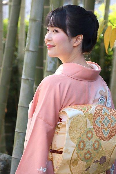 銀座【帯2911】西陣 川島織物製 本袋帯