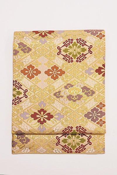 銀座【帯2913】西陣 川島織物製 本袋帯 (未使用)