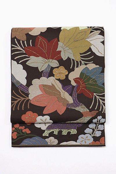 銀座【帯2947】洛風林製 袋帯 (未使用)