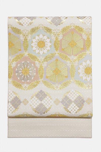 銀座【帯2962】西陣 川島織物製 本袋帯 (未使用・本金)