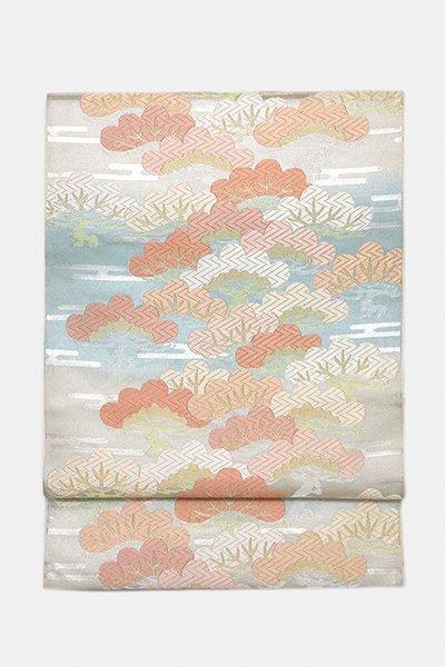 銀座【帯3007】西陣 川島織物製 本袋帯 (三越扱い)