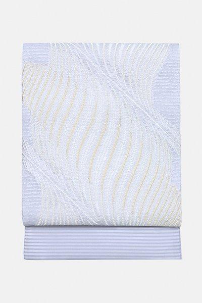銀座【帯3031】西陣 加納幸製 袋帯 (西陣証紙付)