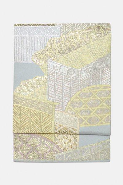 銀座【帯3064】西陣 川島織物製 本袋帯