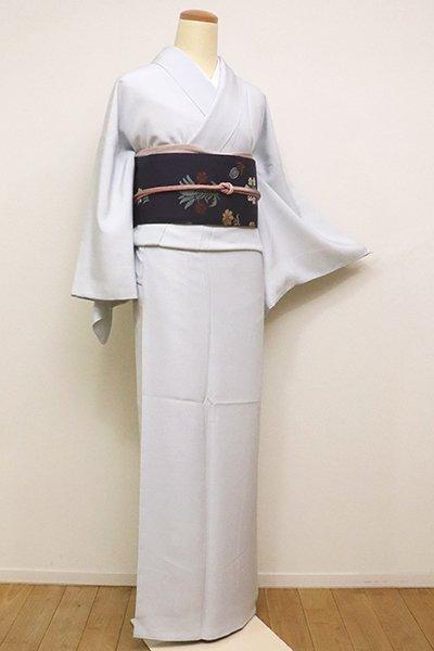 銀座【C-1694】江戸小紋 月白色 鮫