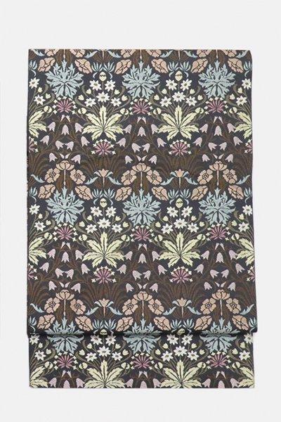 銀座【帯3102】西陣 川島織物製 本袋帯