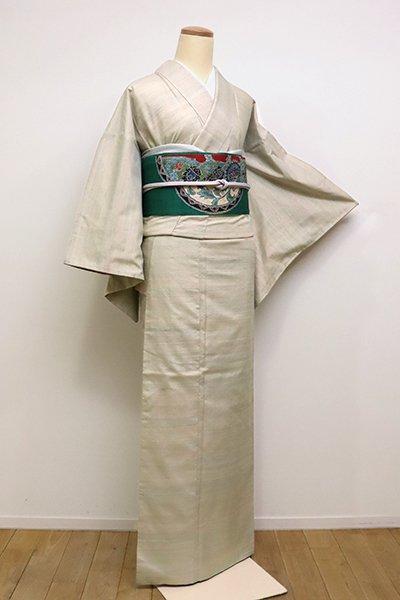 銀座【A-2932】紬 潤色 多彩な段暈かし