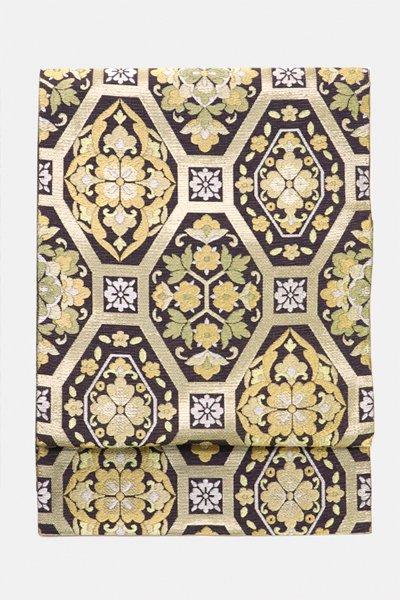 銀座【帯3144】西陣 川島織物製 本袋帯