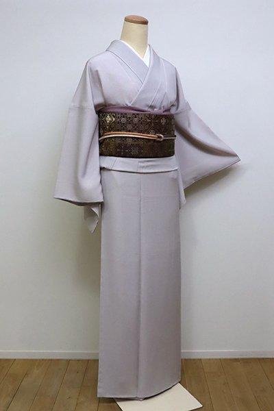 銀座【C-1727】(L・広め)江戸小紋 霞色 行儀(反端付)