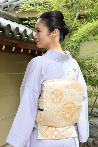 銀座【帯3171】西陣 川島織物製 本袋帯