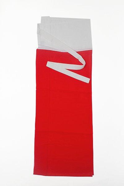 【G-1217】裾除け・赤