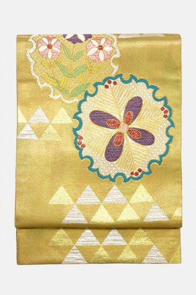 あおき【帯3209】洛風林製 袋帯