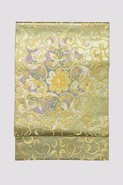 銀座【帯3225】西陣 川島織物製 本袋帯 (三越扱い)