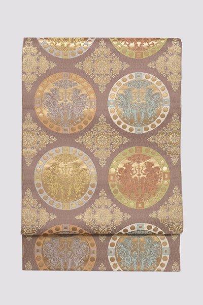 銀座【帯3234】西陣 北尾織物匠製 袋帯