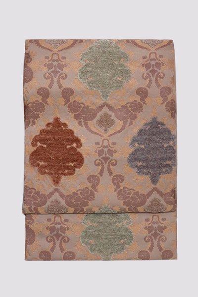 銀座【帯3236】西陣 川島織物製 本袋帯