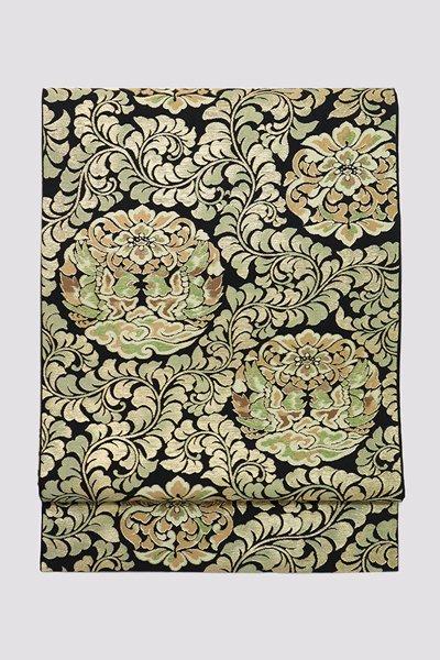 銀座【帯3268】西陣 川島織物製 本袋帯