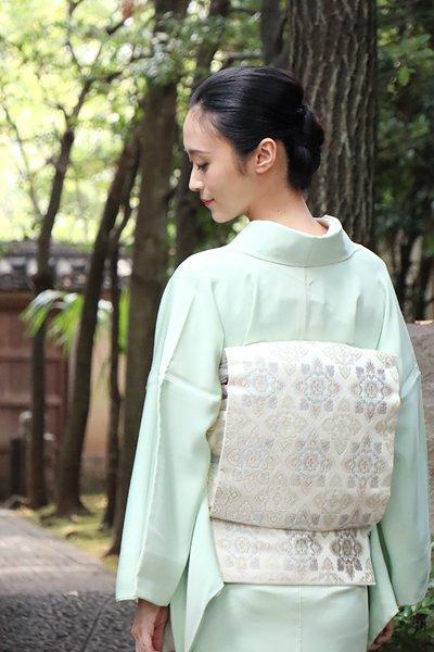 銀座【帯3282】西陣 川島織物製 本袋帯