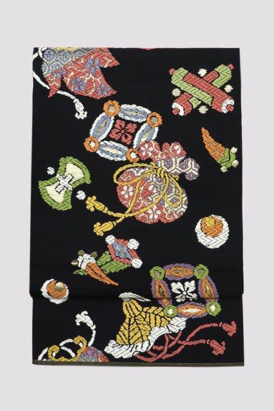 銀座【帯3288】西陣 川島織物製 本袋帯