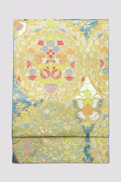 銀座【帯3296】西陣 川島織物製 本袋帯