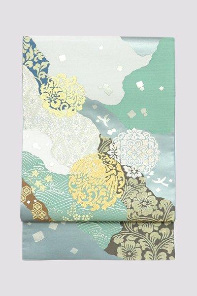 銀座【帯3307】西陣 川島織物製 本袋帯