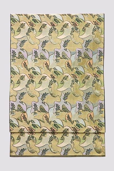 銀座【帯3314】西陣 川島織物製 本袋帯