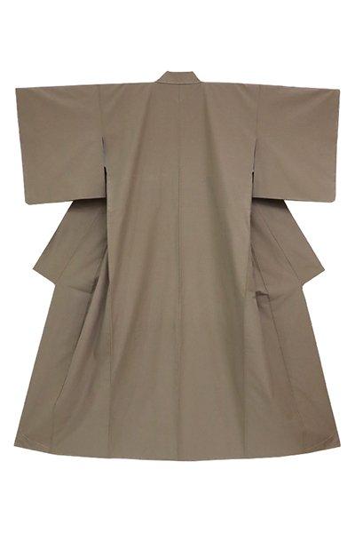 銀座【着物2748】東郷織物製 薩摩絣 みじん格子 (反端付)