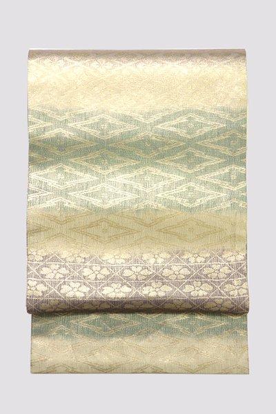 銀座【帯3354】西陣 紋屋井関製 御寮織 袋帯